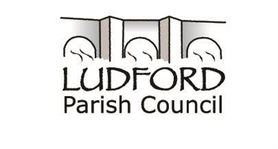 Ludford Parish Council Logo